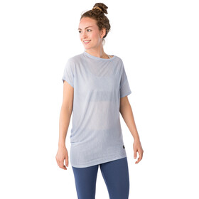 super.natural Yoga Camiseta suelta Mujer, skyway melange